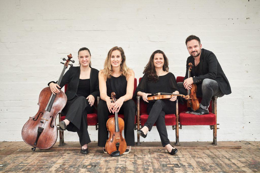 Biography | The Elias String Quartet